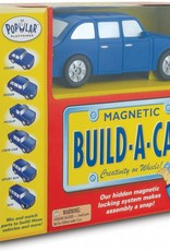 Magnetic Build-A-Car