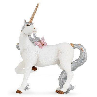 Papo Silver Unicorn
