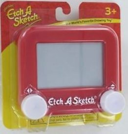 Pocket Classic Etch a Sketch Red
