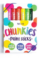 Chunkies Paint Sticks -Set of 12 colors