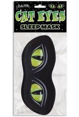 Cat Eyes Sleep Mask