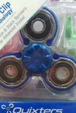 1i4 Group Quixters Basic spinners - Blue