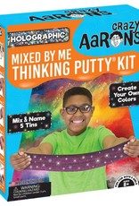 Thinking Putty Mixed By Me Kit - Holographic