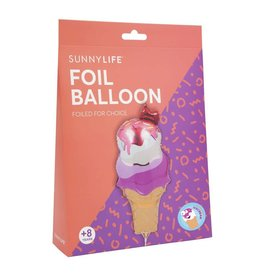 Sunnylife, LLC Foil Balloon - Ice Cream