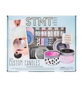 Simple Trendy Modern Touch D.I.Y. Custom Candles