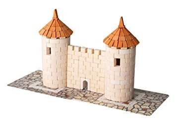 Mini Bricks Constructor set - Two Towers