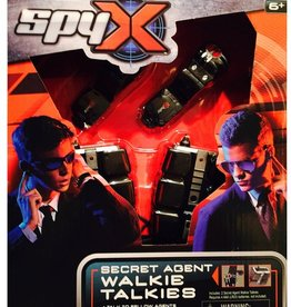 Spy X - Secret Agent Walkie Talkies