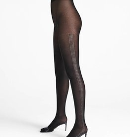 WOLFORD Silver Dust Tights