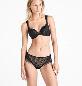 WOLFORD True Blossom Push-Up Bra