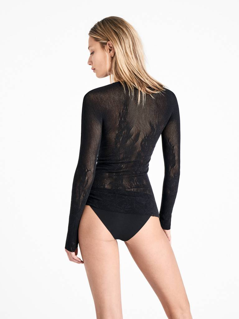 WOLFORD 52648 Wildflower Pullover
