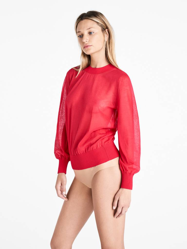 WOLFORD 52651 Light Shadow Pullover