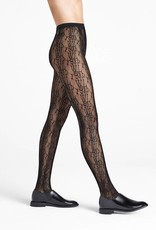 WOLFORD 19234 Logo Net Tights