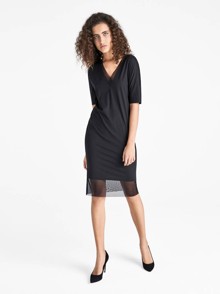 WOLFORD 52661 Pure Tulle Dress