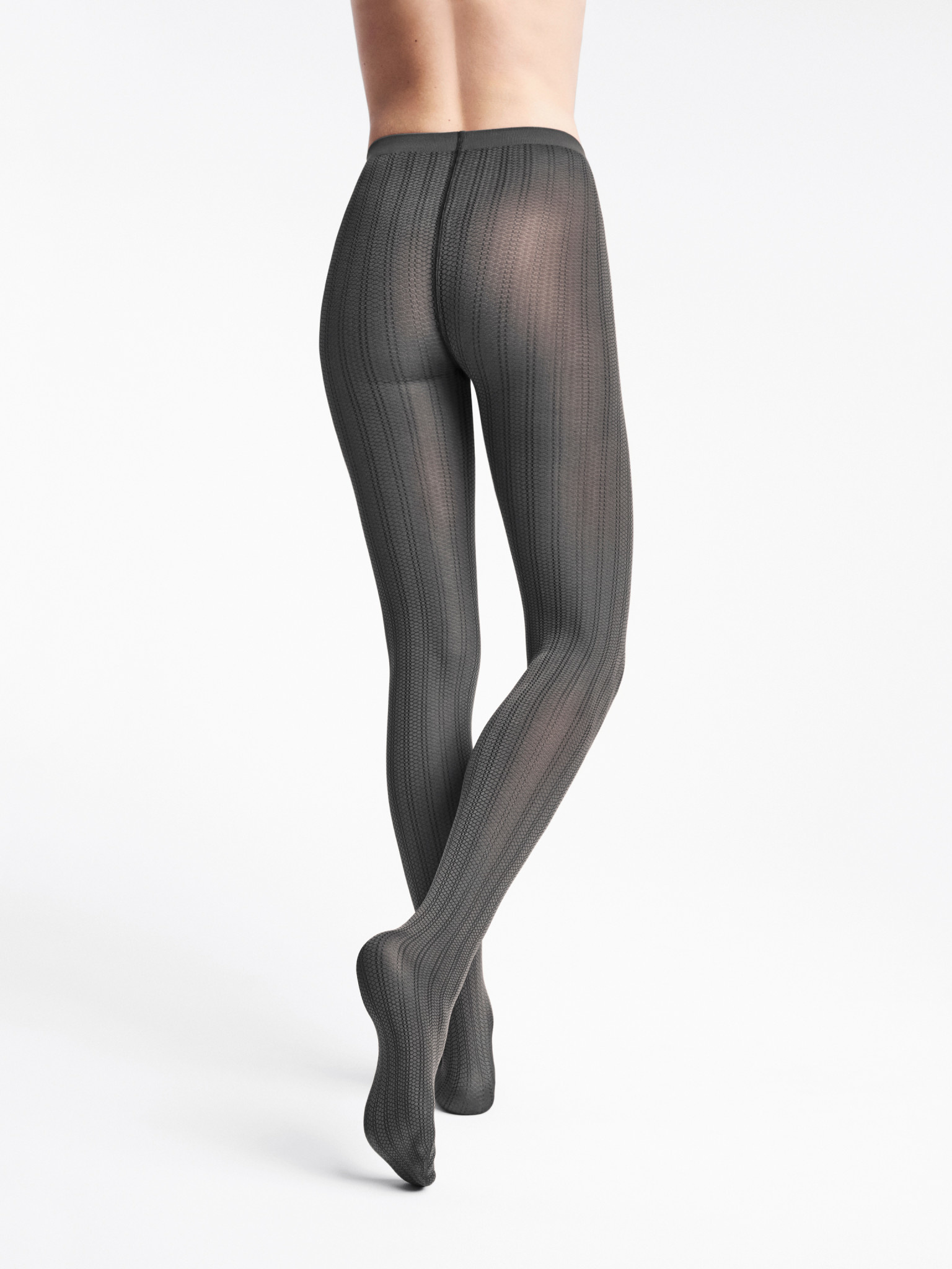 WOLFORD 14754 Striped Snake Tights