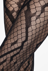 WOLFORD 19255 Crossband Net Tights