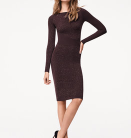 WOLFORD Lurex Dress