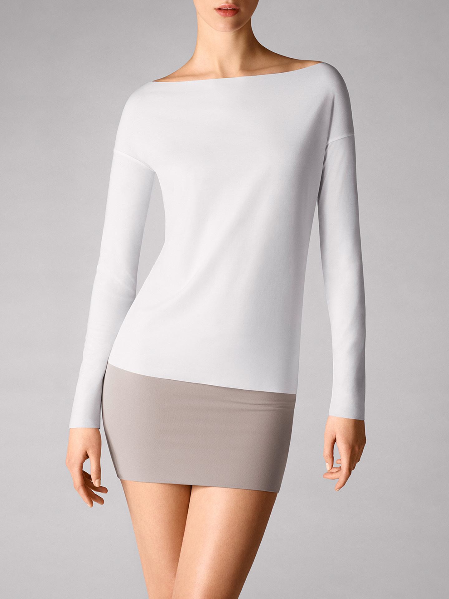 WOLFORD 52518 Pure Cut Pullover