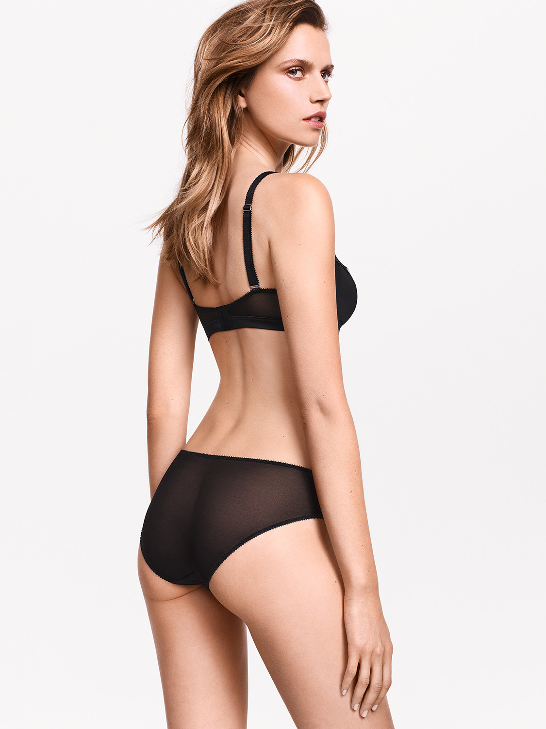 WOLFORD 69792 Eve Triangle Bra