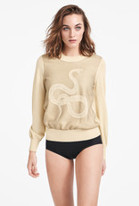 WOLFORD 52685 Countershade Pullover