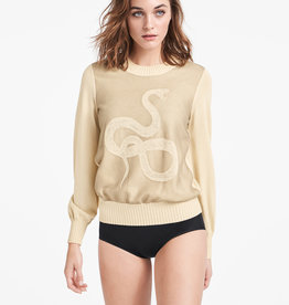 WOLFORD Countershade Pullover