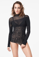 WOLFORD 52687 Poison Dart Net Pullover