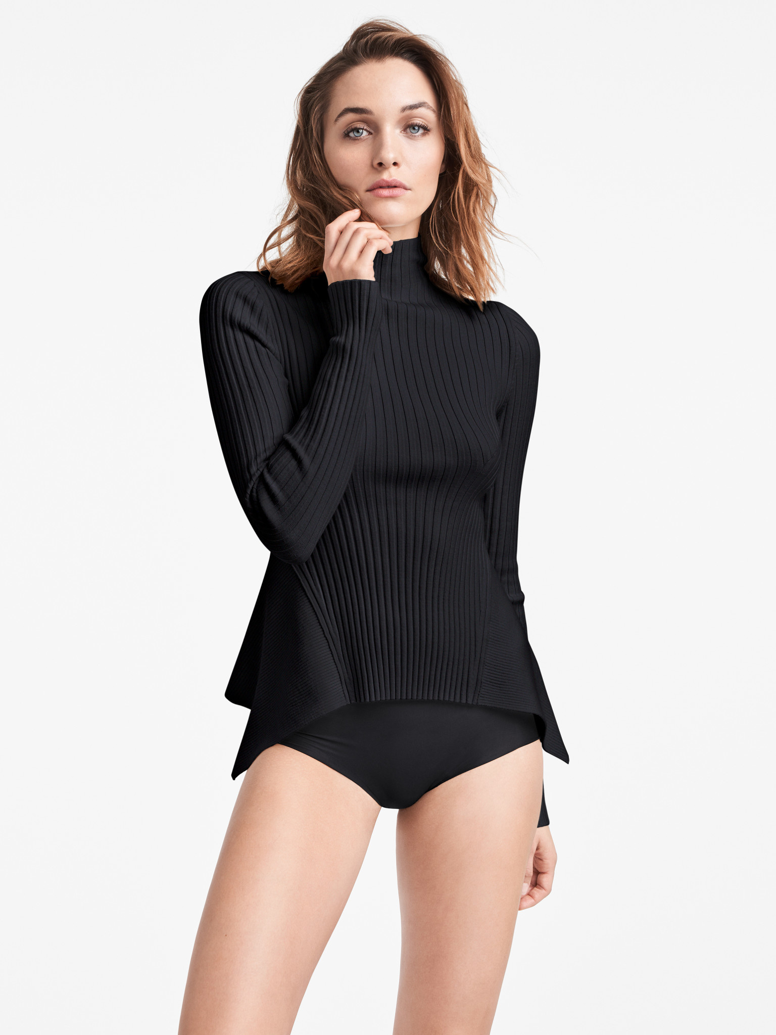 WOLFORD 52690 Mantella Pullover
