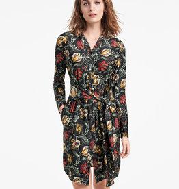WOLFORD Jungle Print Dress