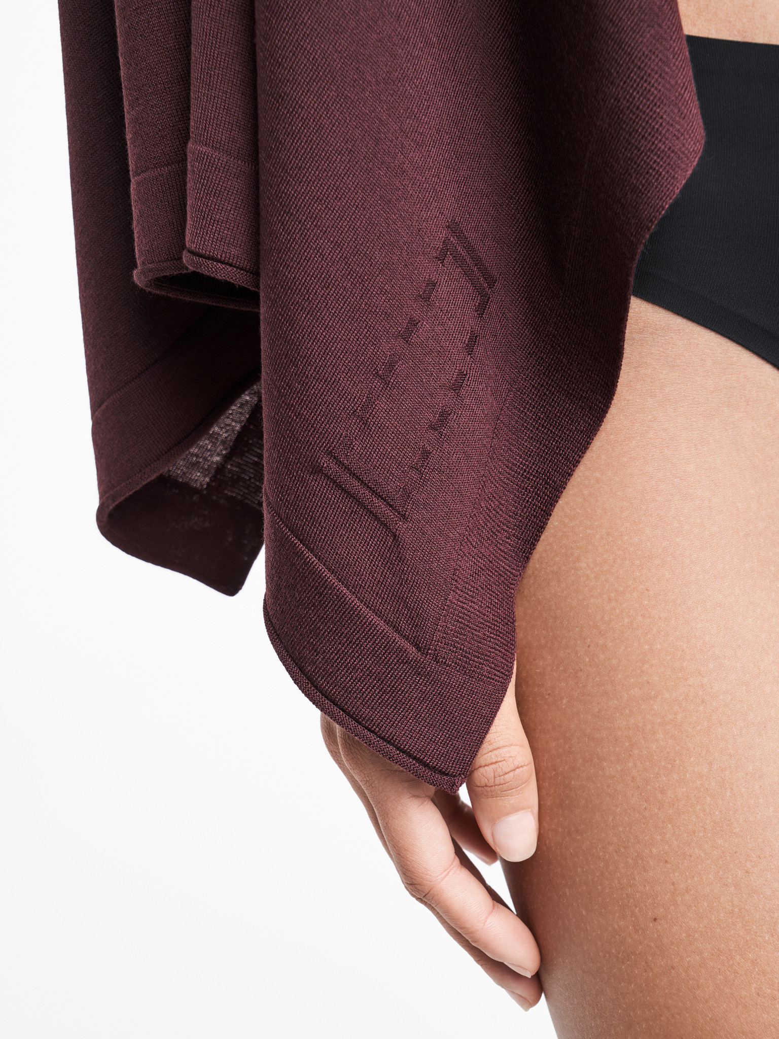 WOLFORD 96366 Softwood Poncho