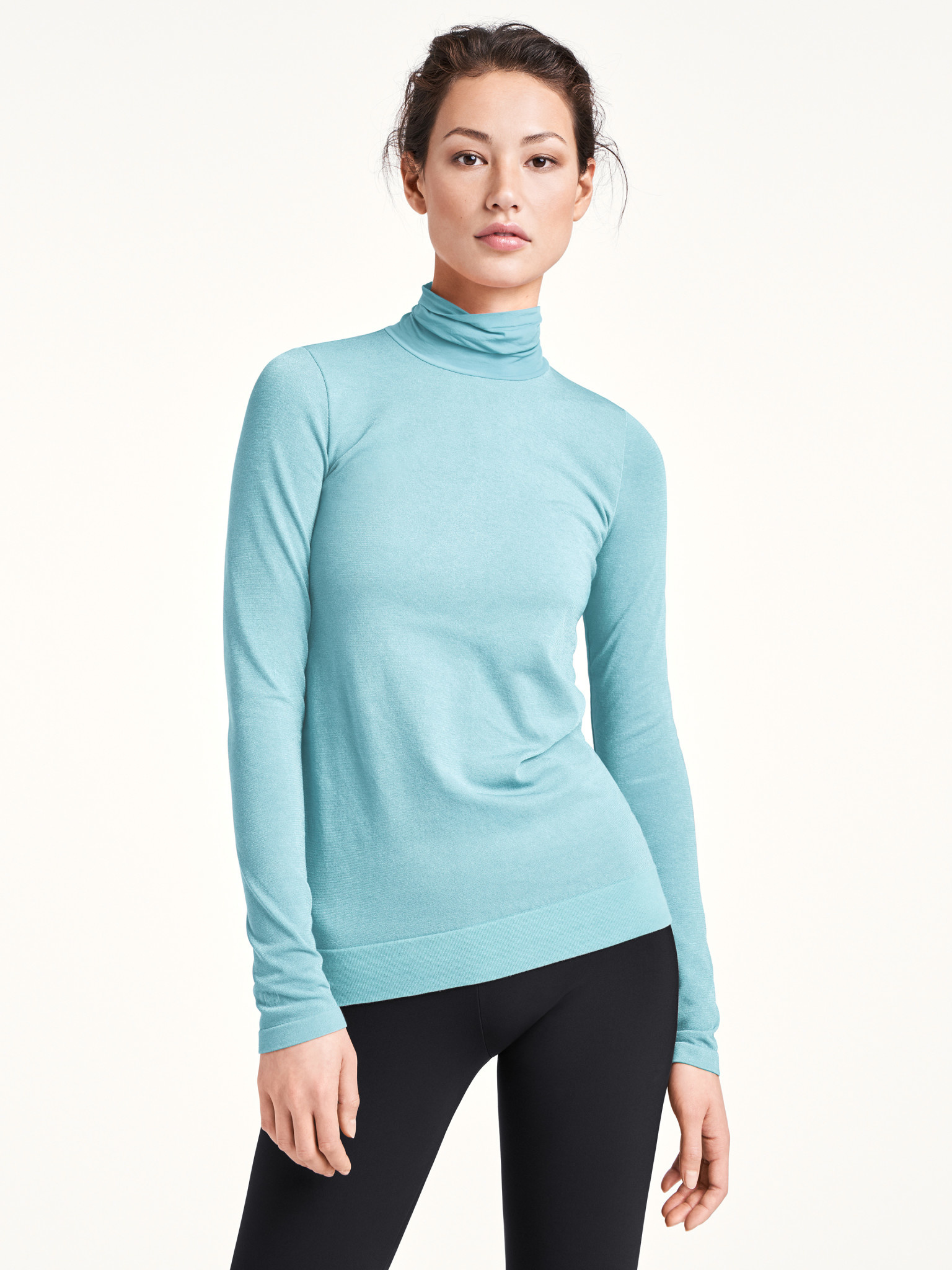 WOLFORD 55034 Colorado Lax Fit Pullover