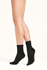 WOLFORD 45033 Logo Cotton Socks