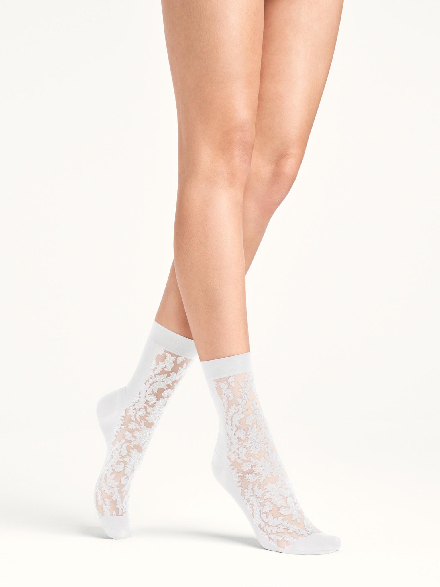 WOLFORD 48030 Diana Socks