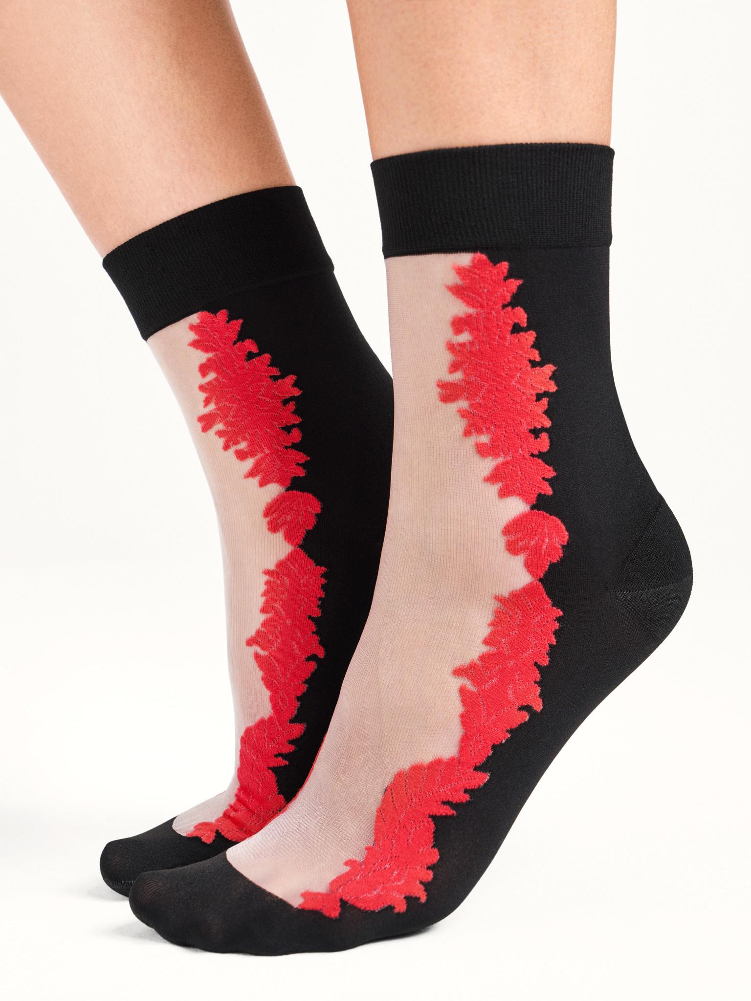 WOLFORD 48031 Meghan Socks