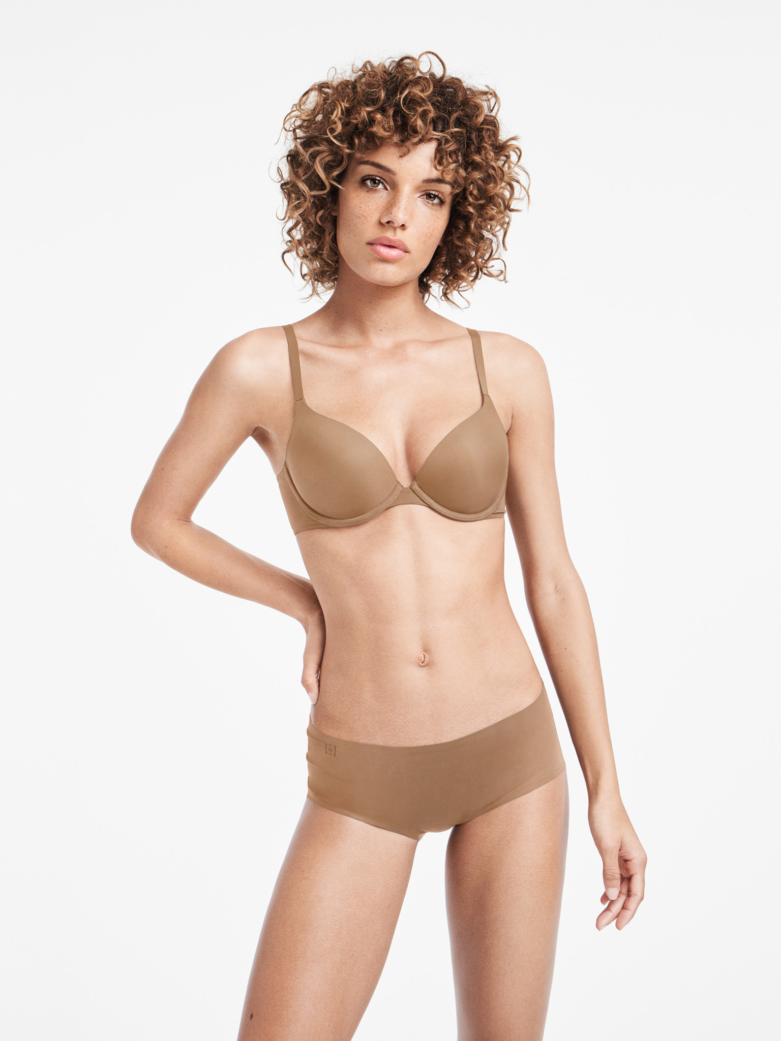 WOLFORD 69841 Pure Push-Up Bra