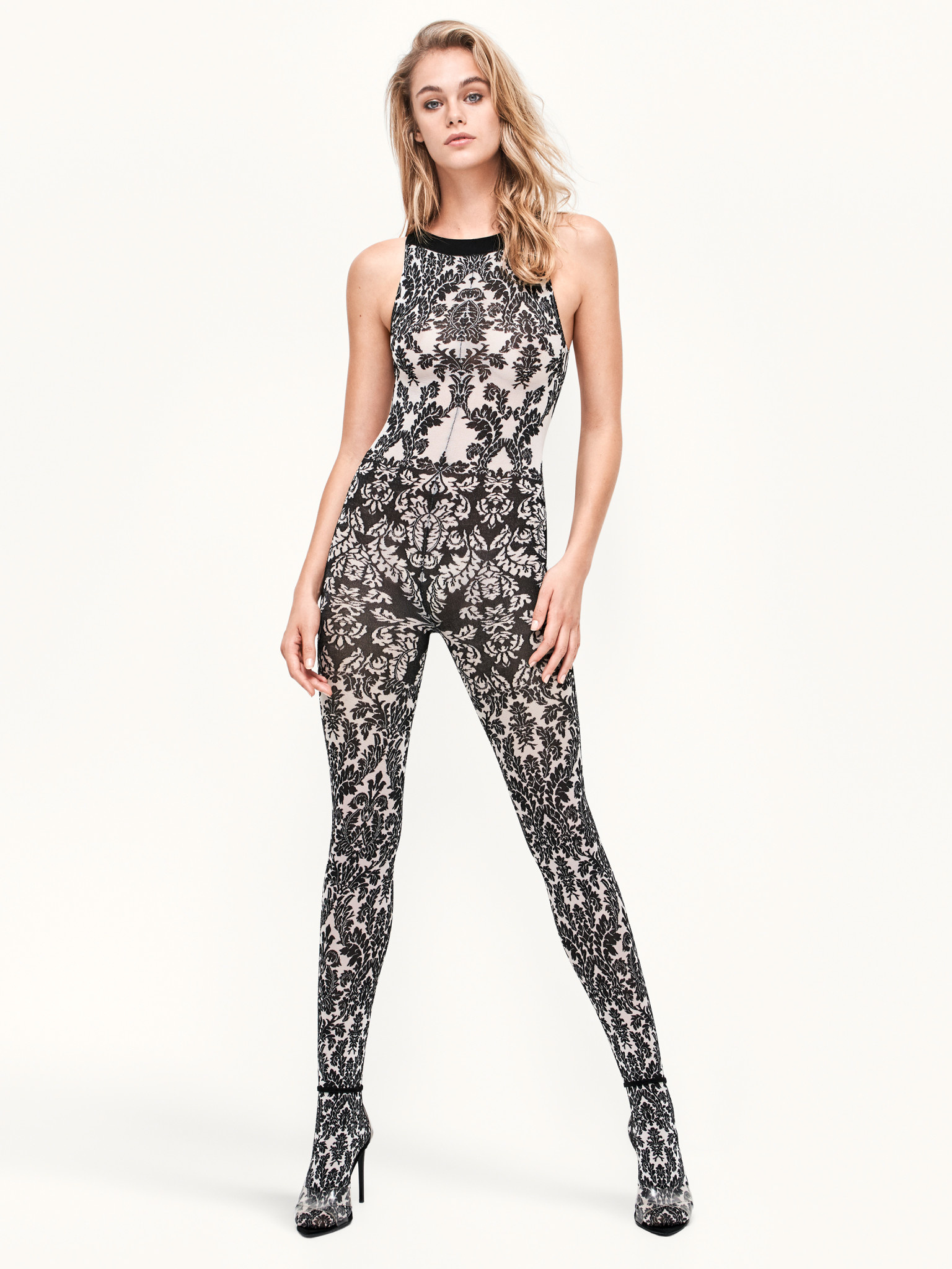 WOLFORD 50785 70th Anniversary Jumpsuit