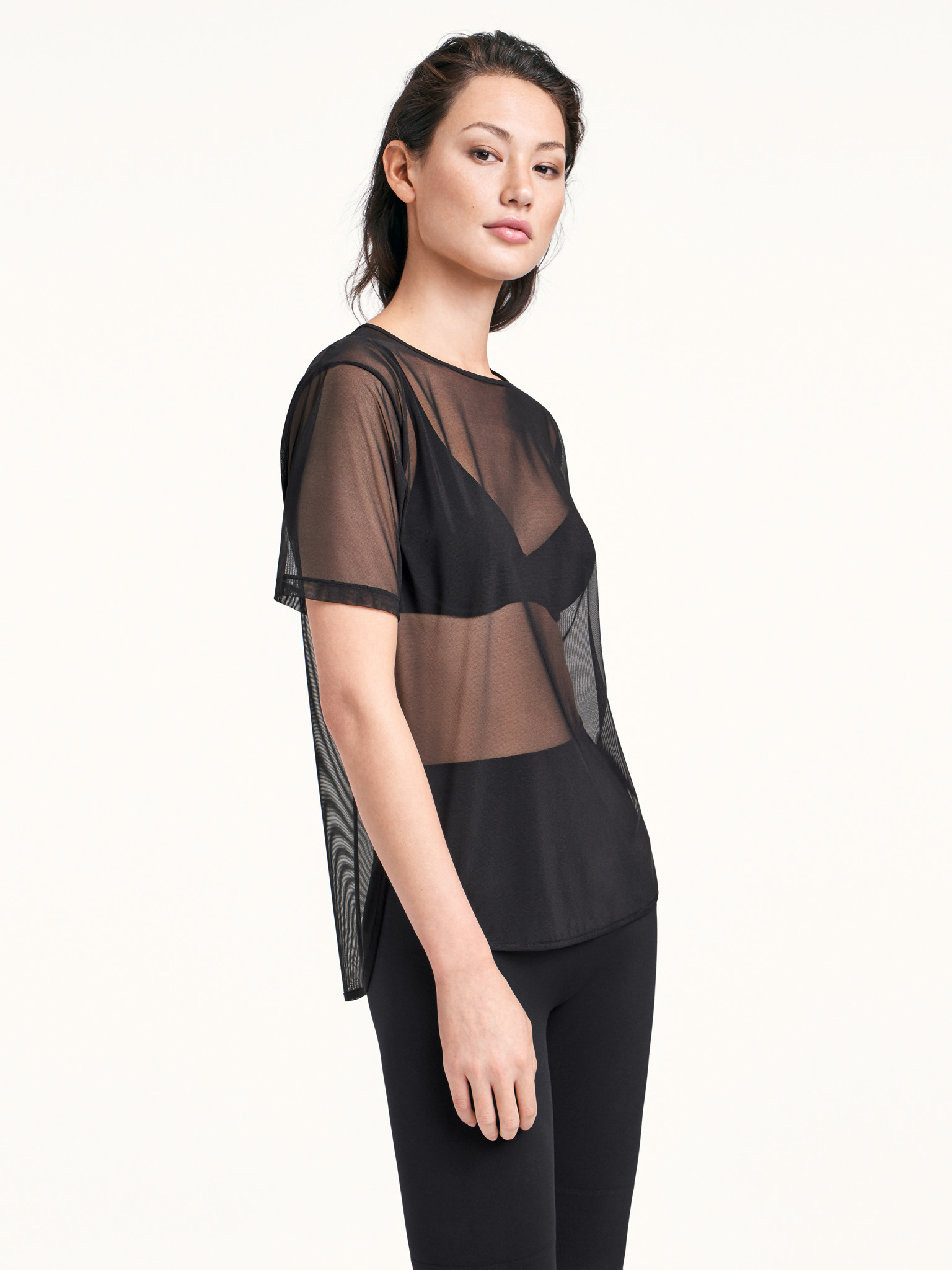 WOLFORD 52677 Tulle Shirt