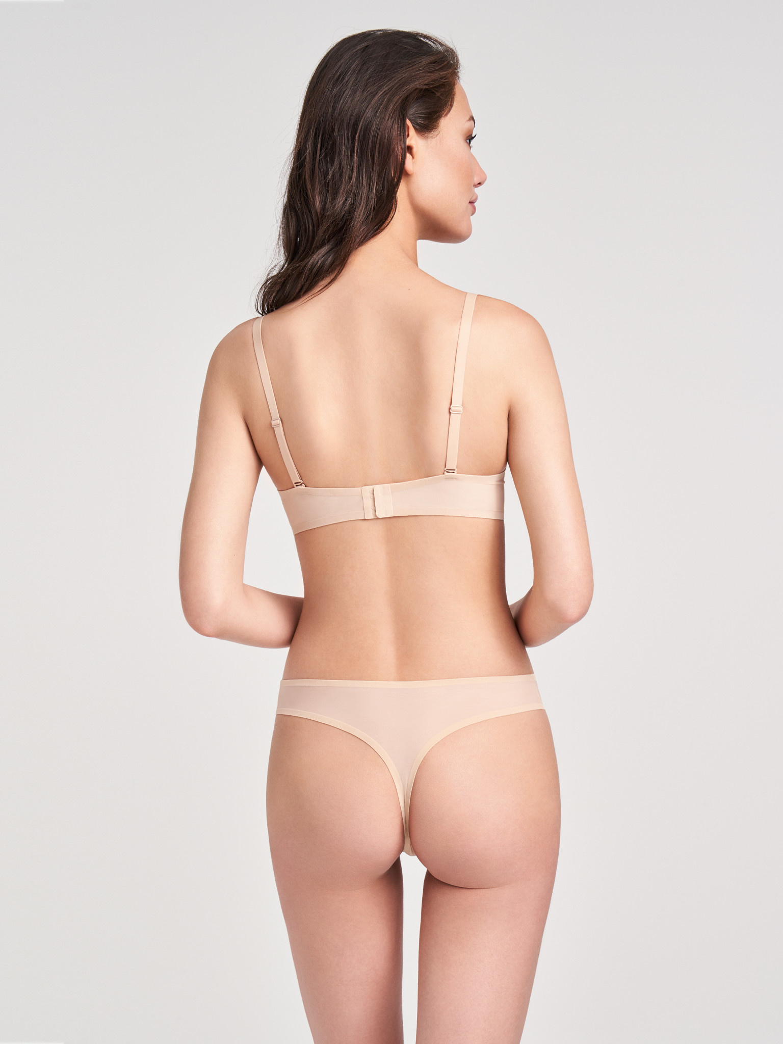 WOLFORD 69862 Tulle Flock Cup Bra