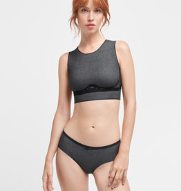 WOLFORD Taylor Crop Top