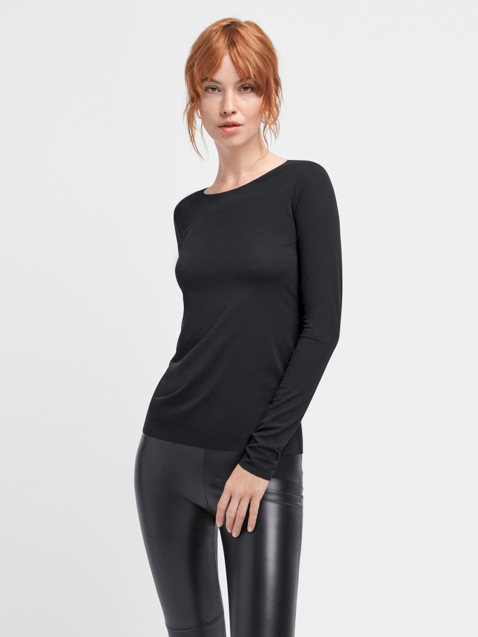 WOLFORD 52765 Aurora Pure Pullover