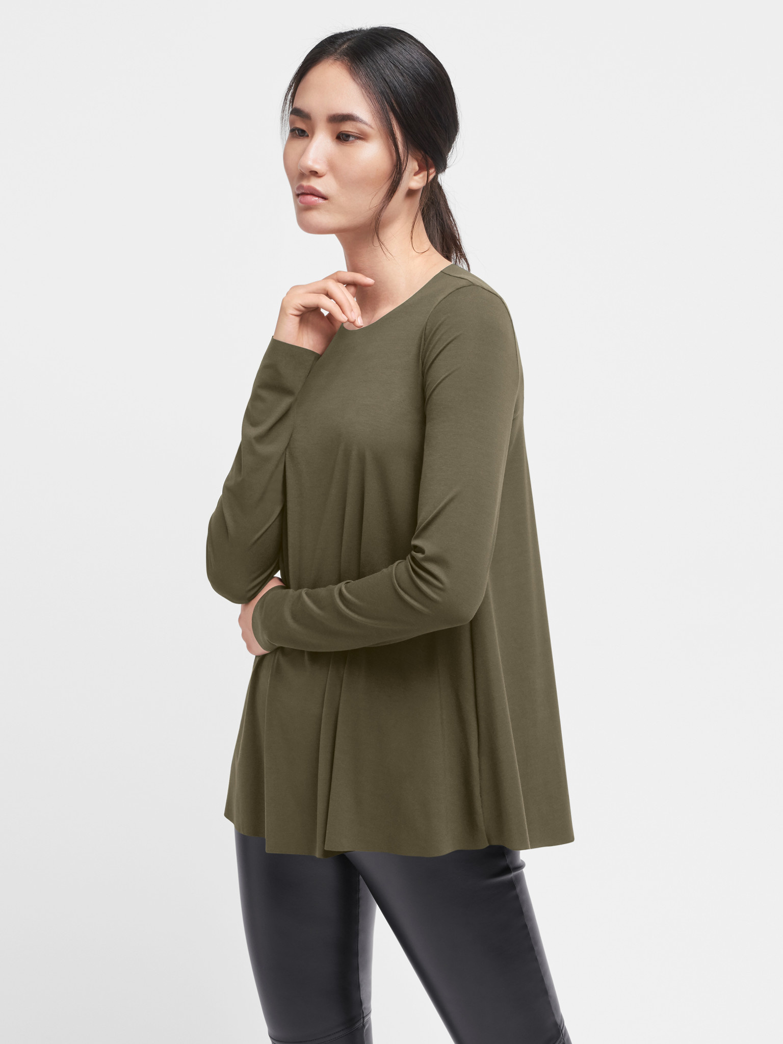 WOLFORD 52766 Aurora Pure Pullover
