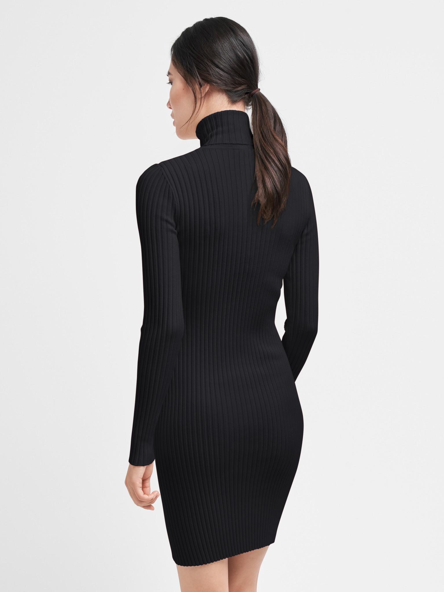 WOLFORD 52770 Merino Rib Dress