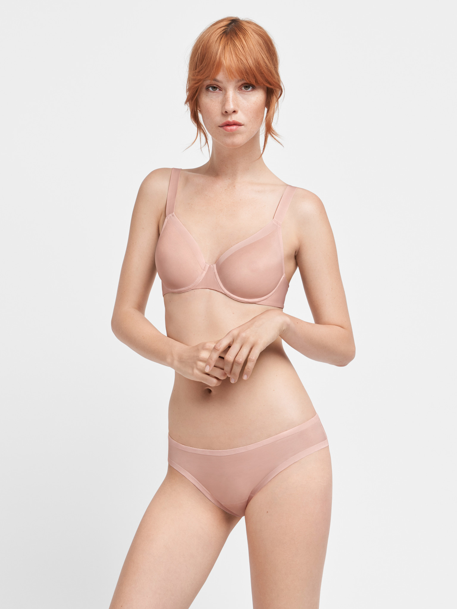 WOLFORD 69857 Sheer Touch Tanga