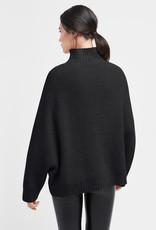WOLFORD 52749 Aurora Wool Pullover