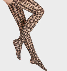 WOLFORD Logo Passion Tights