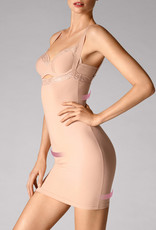 WOLFORD 59985 Cotton Contour Lace Forming Dress
