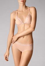 WOLFORD 69713 Cotton Contour Lace Skin Bra