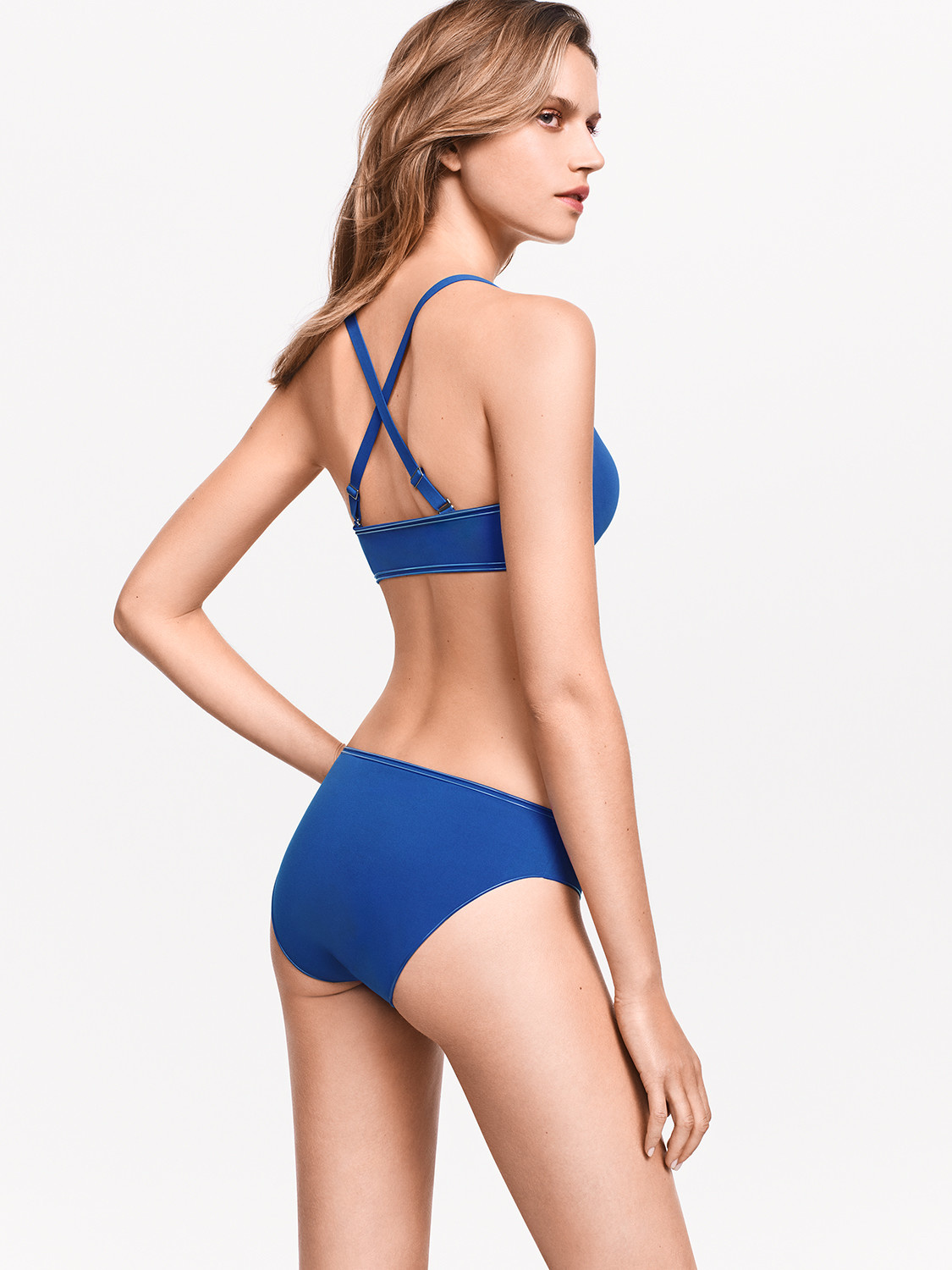WOLFORD 89320 Swim Line Swimbra Push-Up