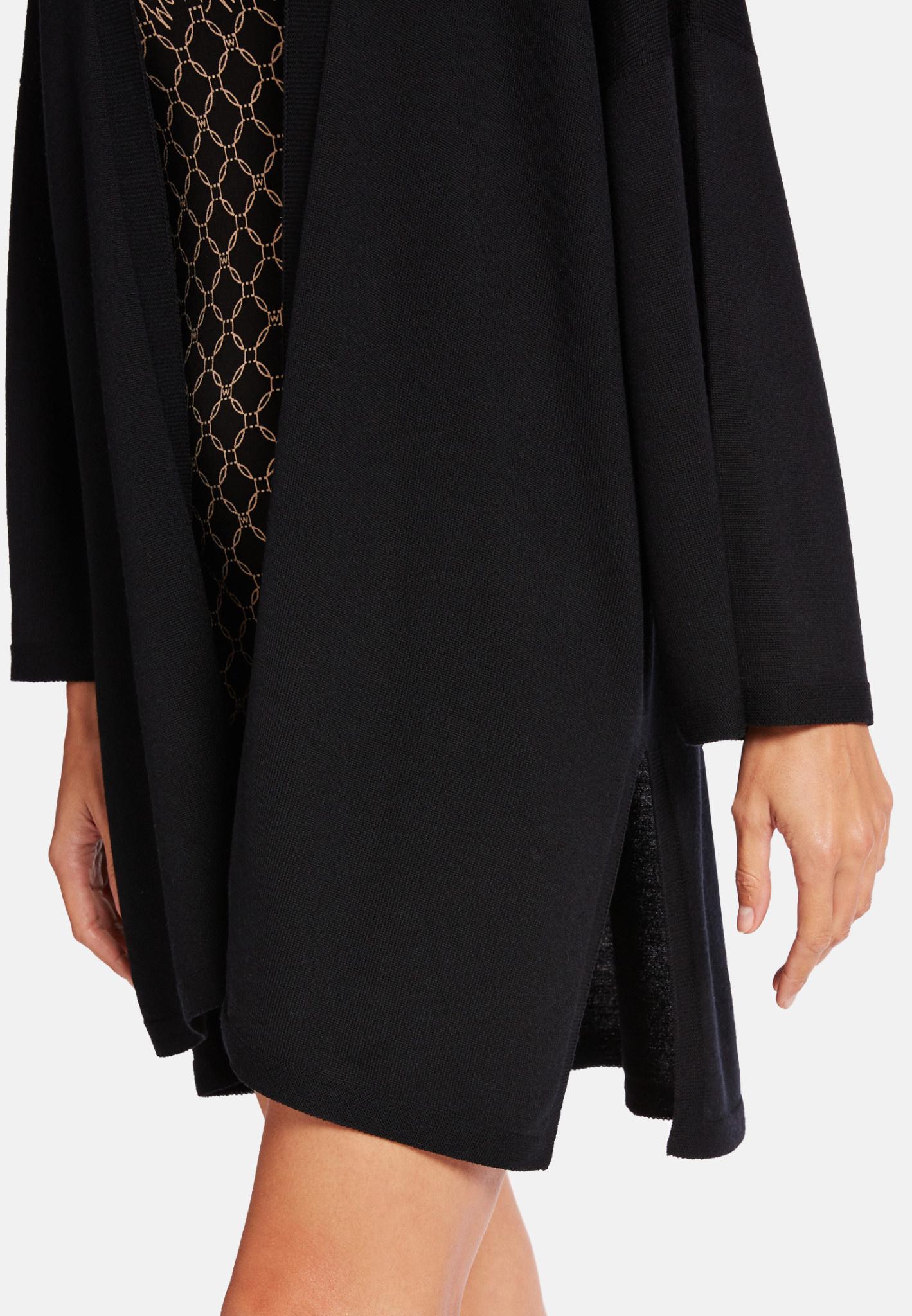 WOLFORD 52786 Aurora Fine Wool Cardigan