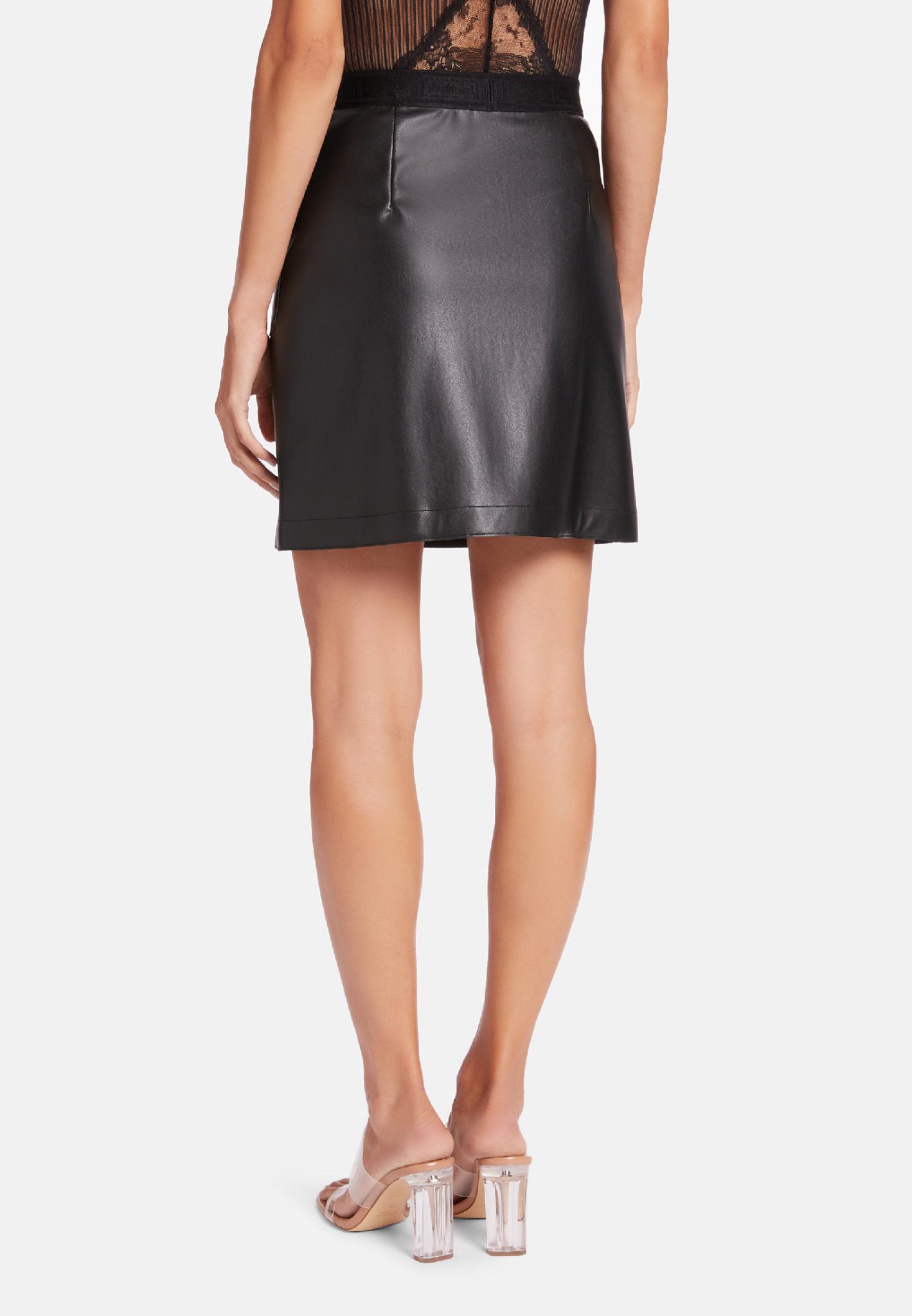 WOLFORD 52779 Estelle Shine Skirt