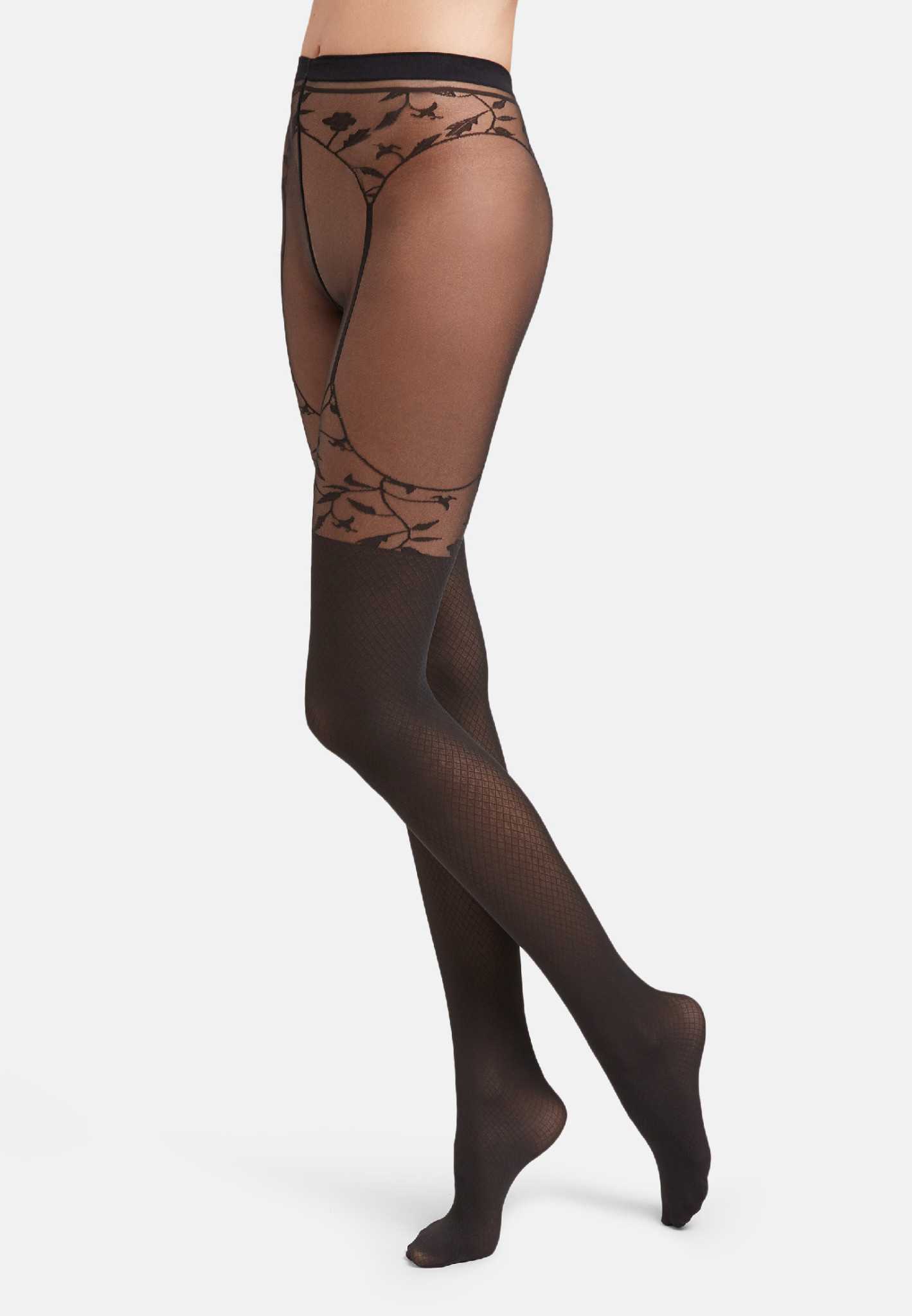 WOLFORD 14839 Flora Tights