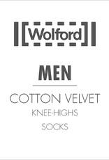 WOLFORD 45001 Cotton Velvet Socks